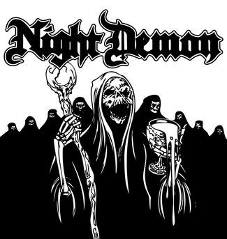Night Demon EP
