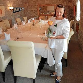 Dana Maio Restaurant-Dekoration