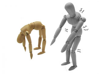 豊橋の腰痛専門整体院えんぎ堂 腰痛を慢性化させる使い方②身体の機能的な使い方