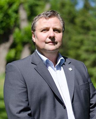 Thomas Roth, Kandidat für die Landtagswahl 2016 im Wahlkreis 6