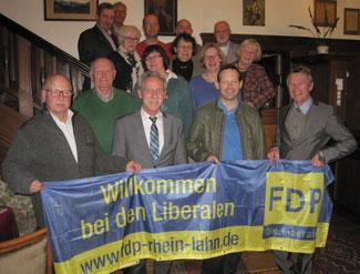 Die Diezer FDP kämpft für den Tunnel