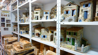 Atelier Paul Garrel - artisan santonnier