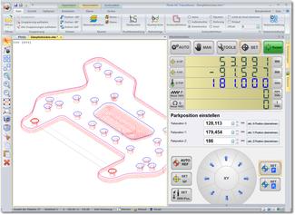 PENTA-NC CNC-CAM Integration