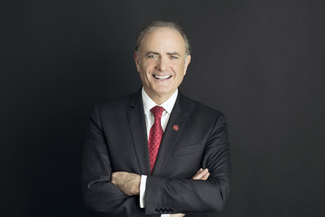 CEO Calin Rovinescu believes Air Canada can weather every storm