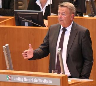 FDP-Fraktionschef Christof Rasche