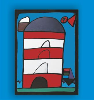 Leuchtturm1 - Die Bezalel Kunstwerkstatt Elmshorn, erreichen Sie durch einen Klick aufs Bild