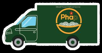 food truck Pháp - Street food vietnamienne à Montpellier
