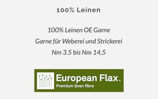 100% LEINEN Garn, Intercot S.A. / Hans Kraus Industrie-Vertretungen Albstadt Spinnerei