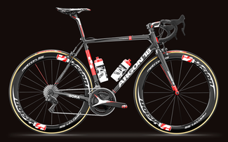 Argon 18 Gallium Pro (Straßenrad) © Team Bora-Argon 18