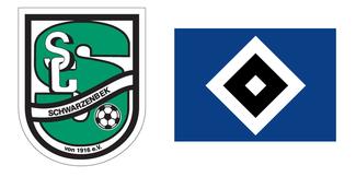 Freitag 19:30 Uhr SC Schwarzenbek - HSV II