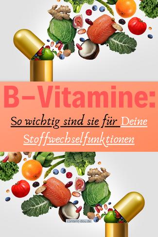 Die Auswirkungen der B-Vitamine