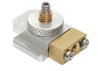 AG15373-22  M6ロッキングナット(スタブ延長用) - アルミニウム製