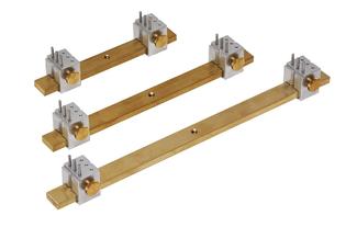 Pelcoバークランプバイス(バーとクランプ2個付,M4)
