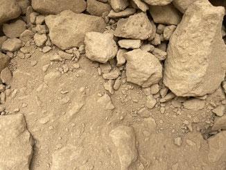 Dämmstoffschüttung aus Silikat-Mineral