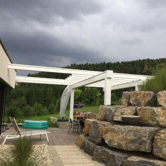 Pergola in Haigerloch