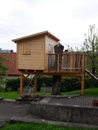 Baumhaus zur Selbstmontage