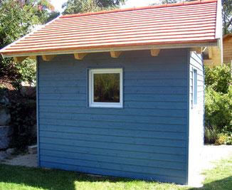 Individuelles Gartenhaus