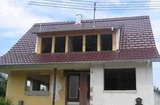 Altbausanierung, Dachsanierung