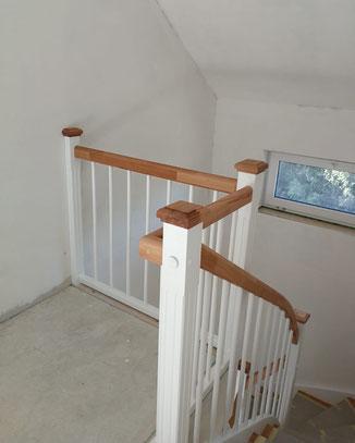 Kalk Streichputz auf Fermacellplatten Wohnhaus in Rangendingen