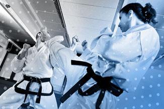 Kampfkunst-Unterricht für Erwachsene