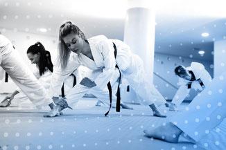 Taekwondo für Wieder- und Quereinsteiger