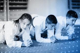 Werteorientierter Kampfkunst-Unterricht für Jugendliche