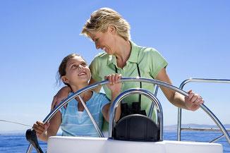 Segeltörn Familien Kykladen, Katamaran-Mitsegelreise Peleponnes, Segeln mit Skipper Korfu