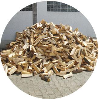 Holz für Kamin kaufen