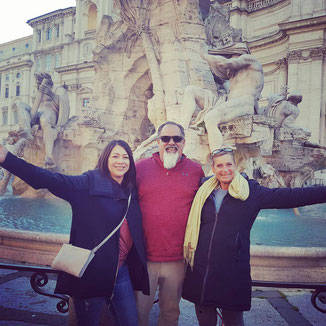 Paola Barbanera Rome Vatican Tour Guide - Facebook page