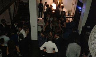 Spazio 19 Milano feste di compleanno e laurea