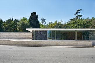 Mies van der Rohe - Pavillon, Barcelona