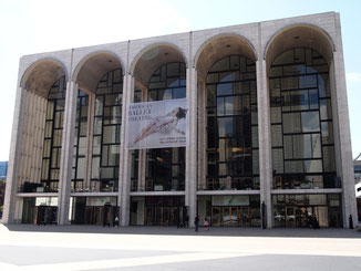 Metropolitan Opera New York (photo classicor 2011)