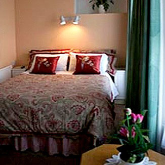 Image of bedroom at St. George Guesthouse Wexford Town