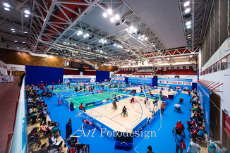 2nd Fazza- Dubai Para-Badminton International 2019