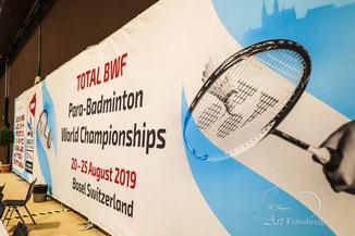 BWF Para-Badminton World Championships 2019 Basel