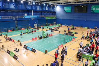 FZ Forza Irish Para-Badminton International 2019