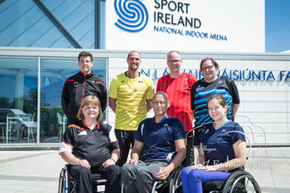 Irish Para Badminton Int.