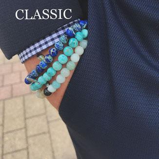 stone bracelets men