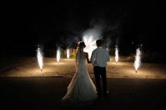 Idée originale mariage