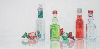 Sabine Chriostmann, Malerei, painting, 2015