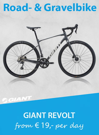 X-Road Gravelbike GIANT Toughroad GX SLR 2019