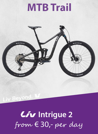 MTB Trail LIV Intrigue 2