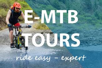 E-Bike MTB Tours La Palma