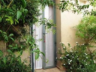 Entrée suite safran riad le jardin des épices taroudant maroc