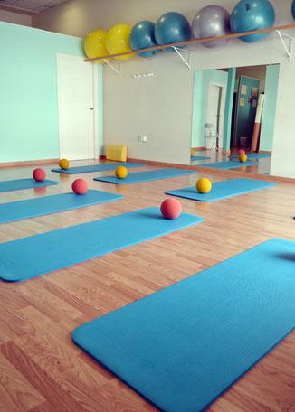 Pilates y yoga en Fisioterapia Valenzuela Atarfe, Granada