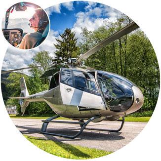 Helikopter-Tours-Austria, Netzwerk Praxisgemeinschaft Vitalis, Horn, Niederösterreich