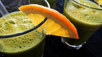 Orangen-Smoothie Immun-Power