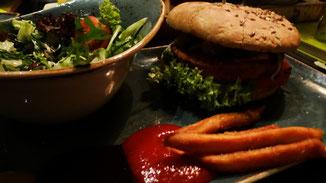 Hans im Glück - vegane Burger Rosenheim - fair4world