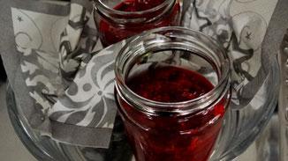 Chia-Marmelade - selbst gemacht