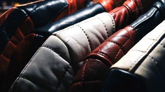 Tierische Mode - Blutige Mode - Lederjacken - fairani